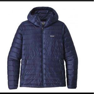 NWT Patagonia Men's Down Sweater Hoody - L